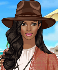 play California Dream Dress Up Game
