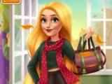 Blonde Princess Fall Trends game