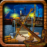 play A Secret Plan - Abandoned Harbour Escape