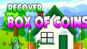 play Recover Box Of Coins Escape