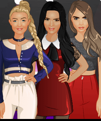 play Celebs Bff Studio Dress Up Game