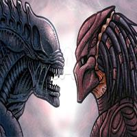 Aliens Vs. Predator game