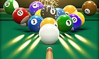 Billiard Blitz Challenge game