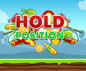 Hold Position game