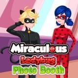 Miraculous Ladybug Photo Booth game