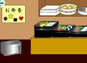 Escape From Bento Restaurant game