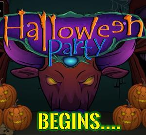 Halloween Party Begins game