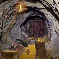 5Ngames Can You Escape Abandoned Mine game