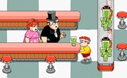 play Diner Tapper: Dash For The Super Smoothies