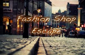 Fashion Shop Escape game