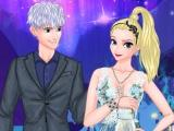 play Disney Couple Ice Princess Magic Date