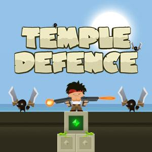 play Temple Defence