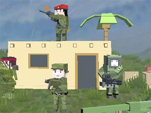 Warzone Mercenaries game