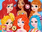 play Princesses Style Battle