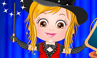 Baby Hazel: Magic Show game
