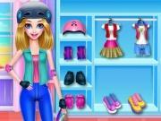 play Skater Girl Dressup