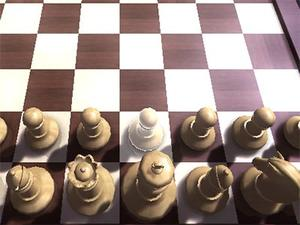 Better 3D Chess game