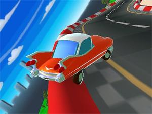 Cartoon Car Crash Derby Destruction World game