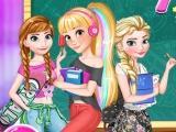play Disney Girls Back To School