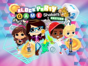 Game Shakers: Block Party: Game Shakers Edition Strategy game
