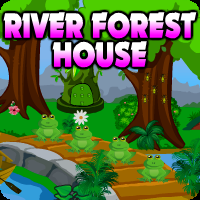 play River Forest House Escape