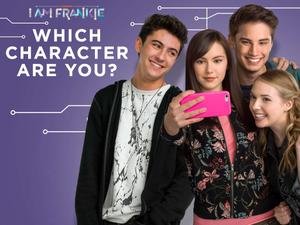 I Am Frankie: Which Character Are You? Quiz game
