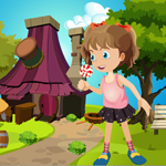 play Cute Young Girl Rescue Escape