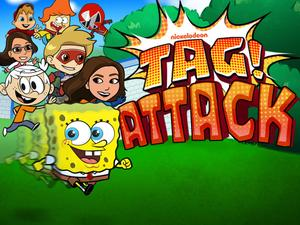 Nickelodeon: Tag Attack Action game