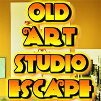 play Old Art Studio Escape