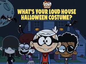 Loud House: What'S Your Loud House Halloween Costume? Quiz game
