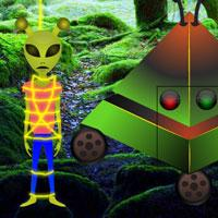 play Fantasy Forest Alien Rescue Escape