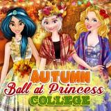 play Autumn Ball At Princess College