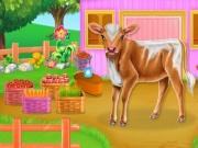 Baby Cow Day Care game
