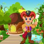 play Cute Pirate Girl Rescue