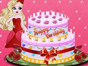 play Apple White Birthday Cake
