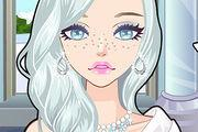 Snow Queen Makeover game