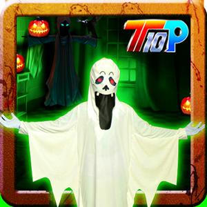 play Halloween Horror House Escape
