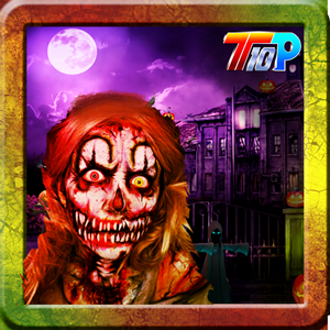 play Halloween Scary Place Escape