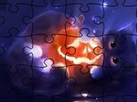 play Jigsaw Puzzle Halloweeny