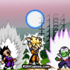 Dbz Spirit Bomb game