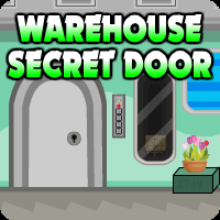 Warehouse Secret Door Escape