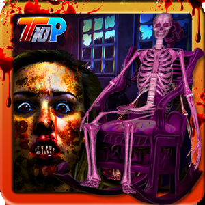 Halloween Zombie House Escape game
