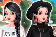 Snow White Back To College Girl game