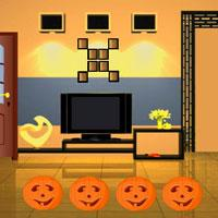Halloween Provoking House Escape game