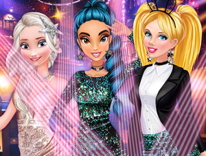 Princess Night Out In Hollywood game