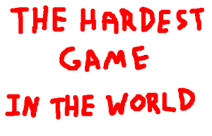 The Hardest Game In The World game