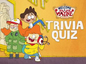 Welcome To The Wayne: Trivia Quiz game