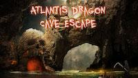 Atlantis Dragon Cave Escape game