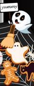 Cooking Frenzy: Halloween Cookies game