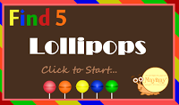 Lollipops Escape game